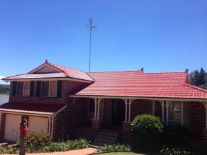 Roof Restoration Penrith